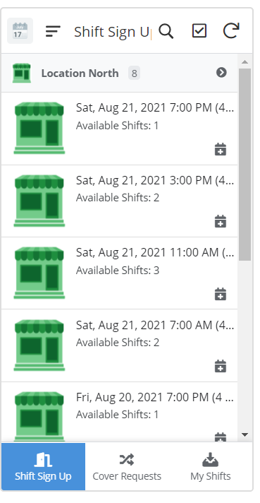 app turnos laborales aplicacion